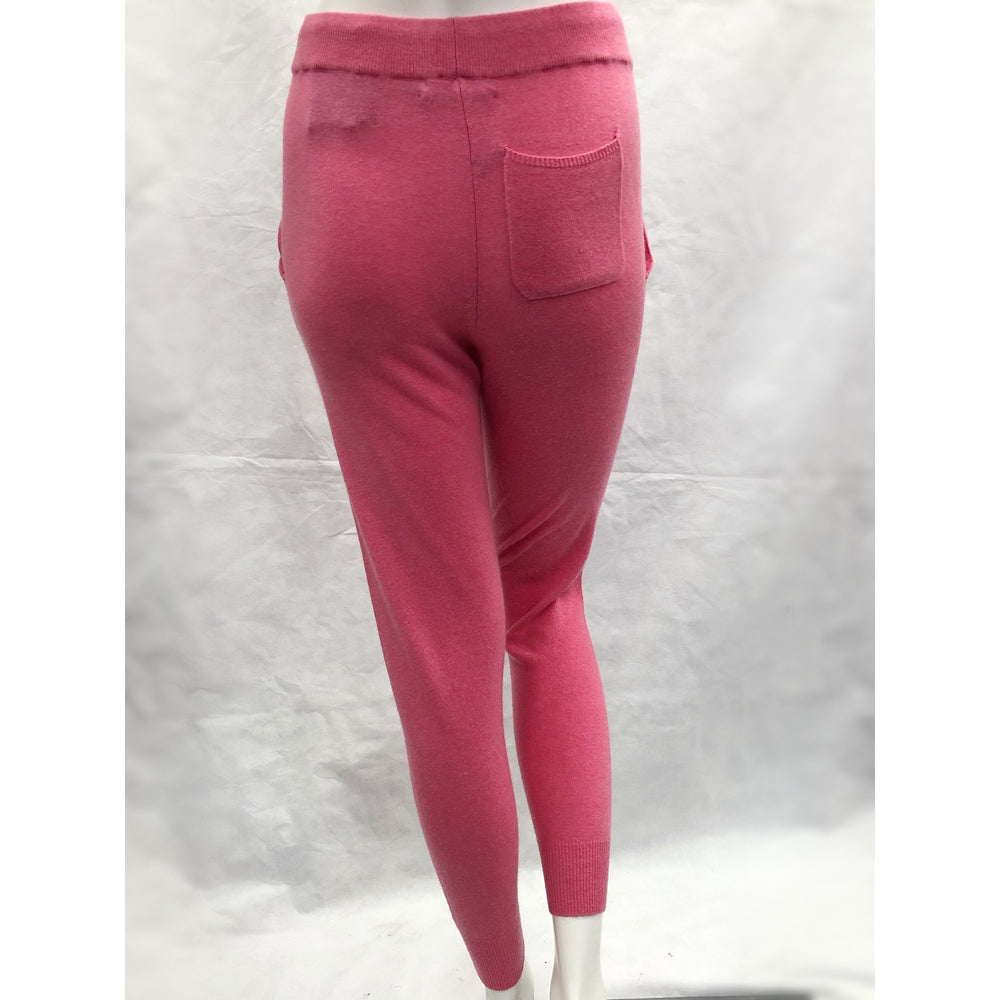 Load image into Gallery viewer, Brodie Cashmere Ankle Jogger Pink
