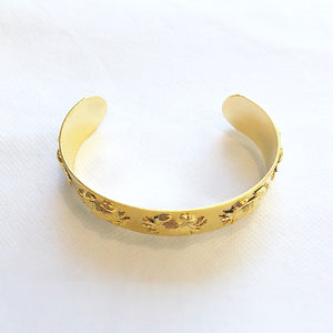 Medium Gold Cuff Crabs