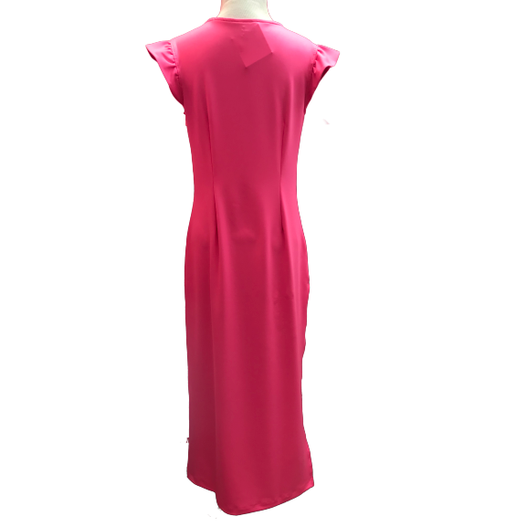 Sailor Sailor Jojo Maxi Dress Hot Pink