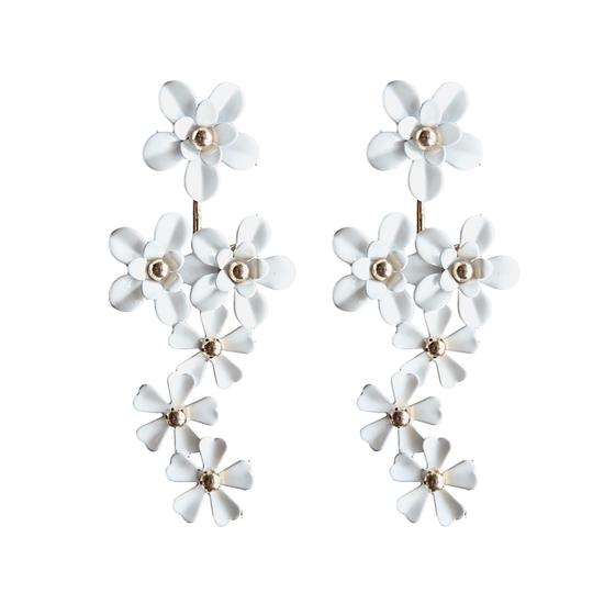 Load image into Gallery viewer, St. Armands Designs of Sarasota Retro Daisy Drops