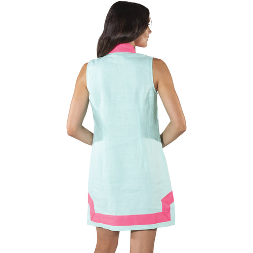 5c40646fa0e ... Sail To Sable Sleeveless Classic Tunic Beachglass