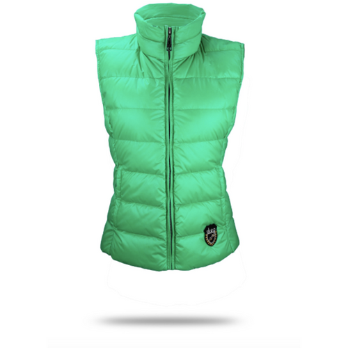 Skea Zoe Vest Kelly Green