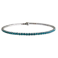 Load image into Gallery viewer, Single Expandable Bracelet Emerald