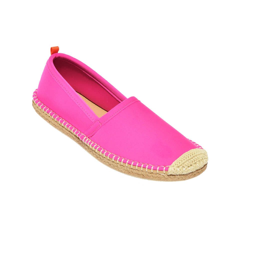 Sea Star Beachcomber Espadrille Hot Pink