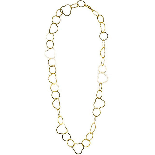 Lisi Lerch Brooke Necklace Gold