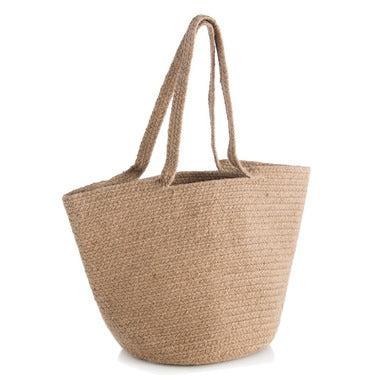Eden Beach Tote Natural