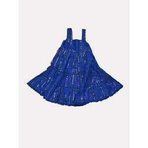 Load image into Gallery viewer, Oliphant Girls Maxi Rio Blue