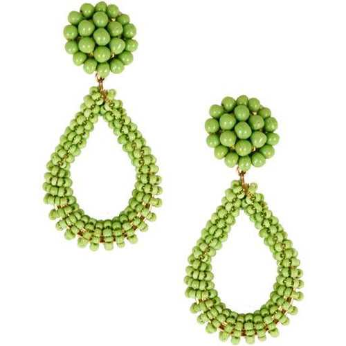 Lisi Lerch Kate Earring Lime