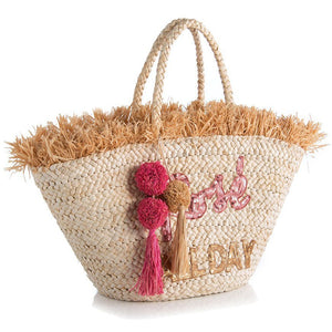 Rose All Day Tote Natural