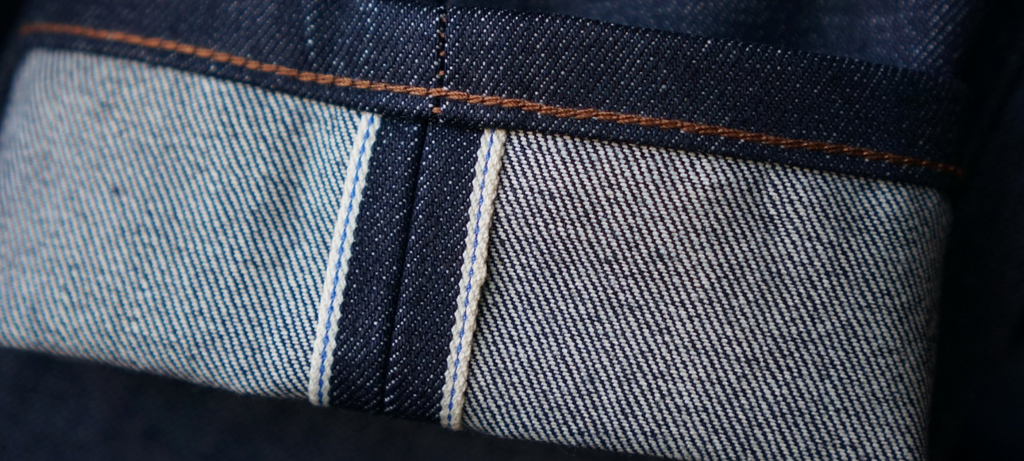 Your gateway drug to raw denim: The Unbranded Brand