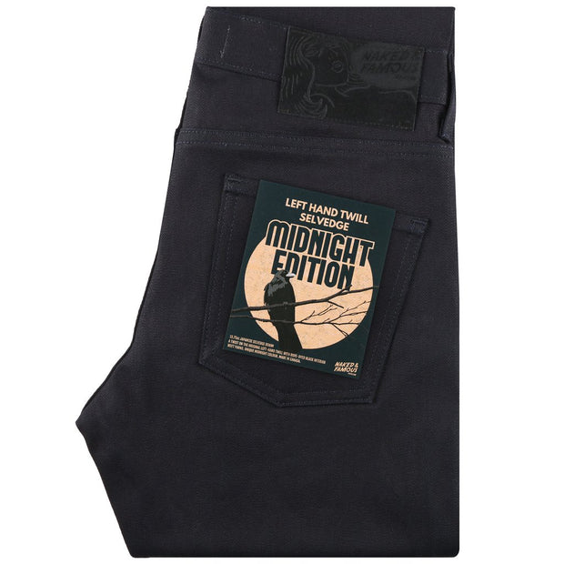 Super Guy | 13.75oz | Left Hand Twill Midnight Edition
