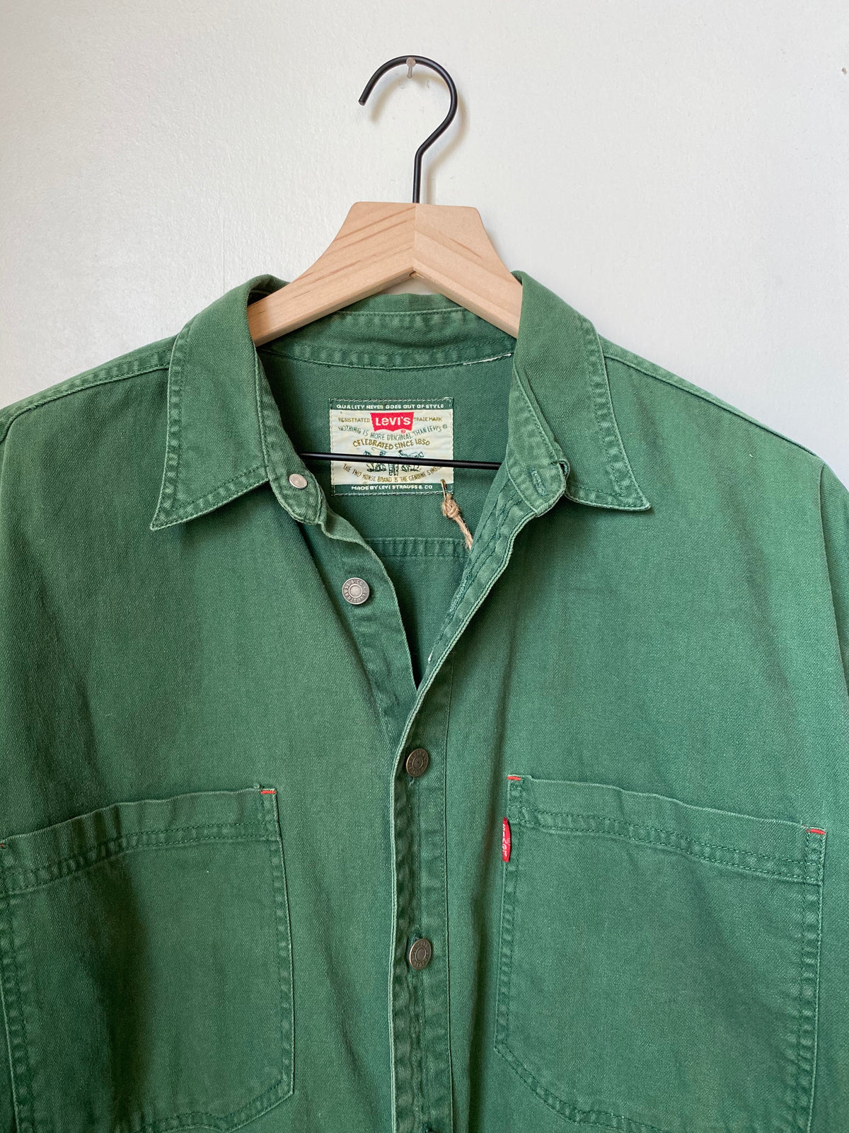 1990's Levi's Red Tab Shirt