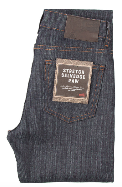 Boyfriend 12.5 oz | 2% Stretch Selvedge Raw Denim | Naked and Famous