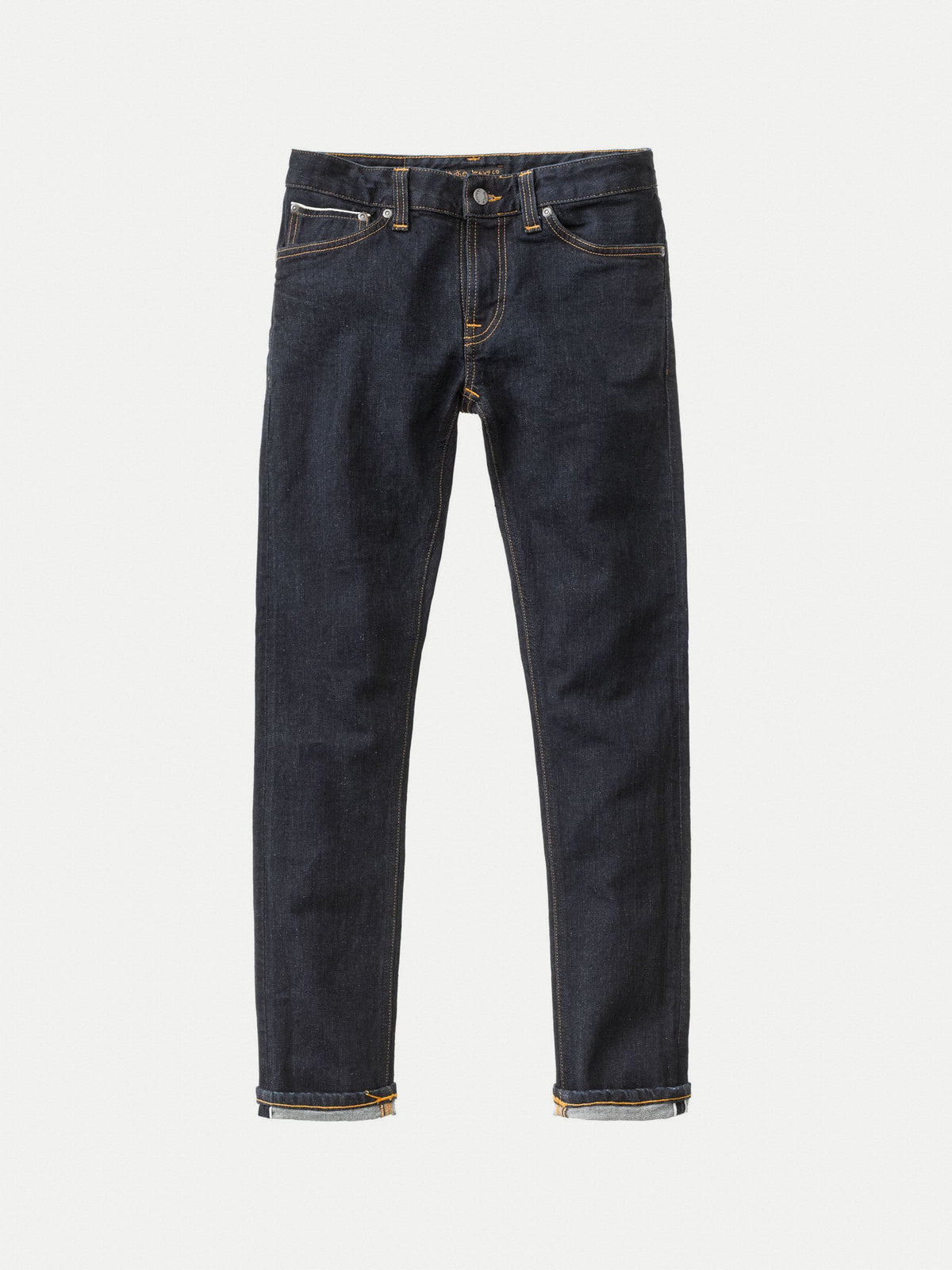 Skinny Lin | 11.5 oz | Rinse Selvedge Stretch