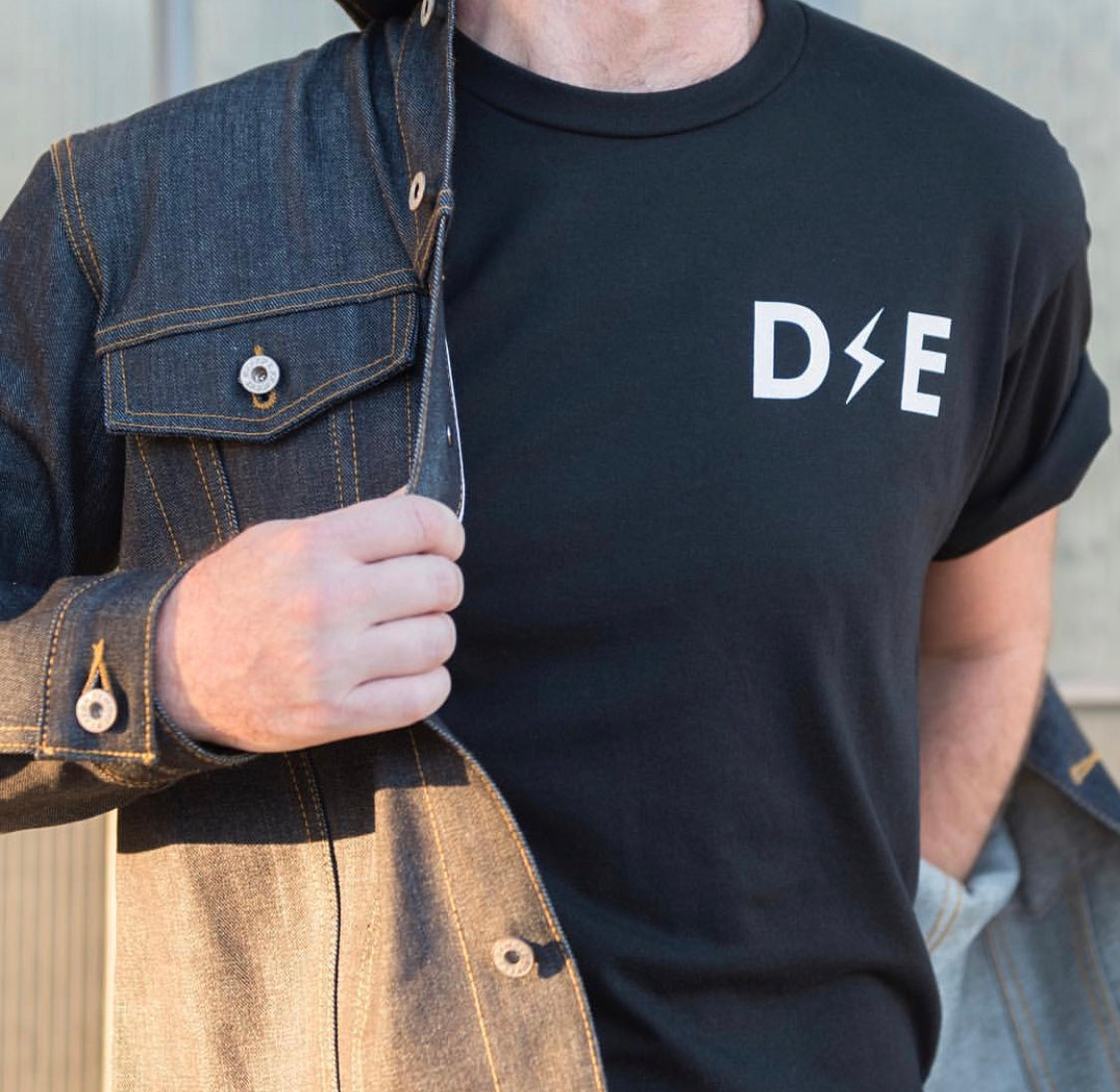 Deep Ellum Denim Shop Tee