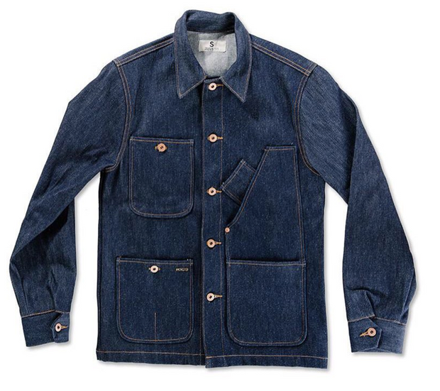 Coverall Ranch Style Jacket