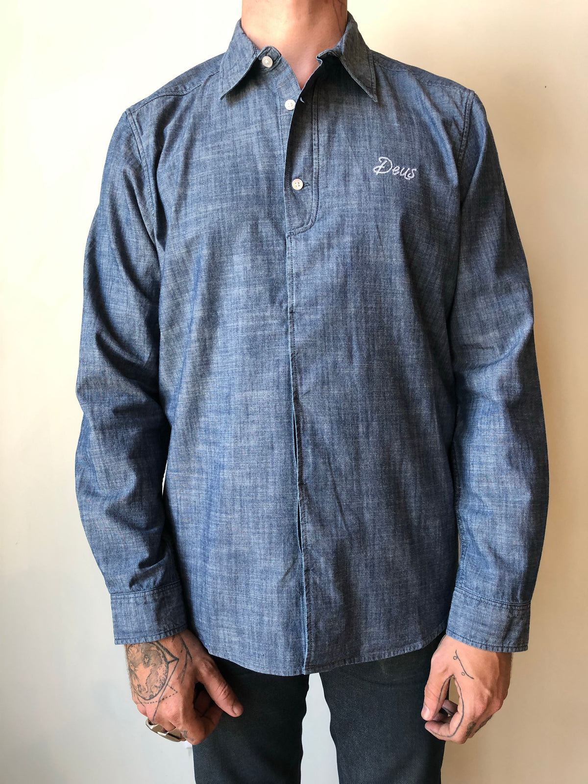 Legion Light Denim Shirt