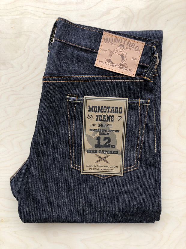 High Tapered | 12 oz | Lontail Zimbabwe Cotton