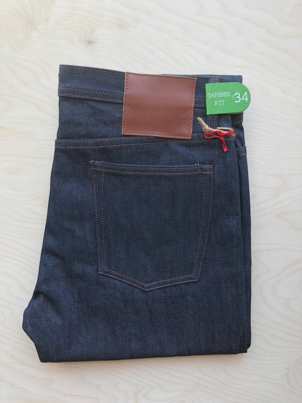 Tapered 201 | 14 oz | Raw Selvedge