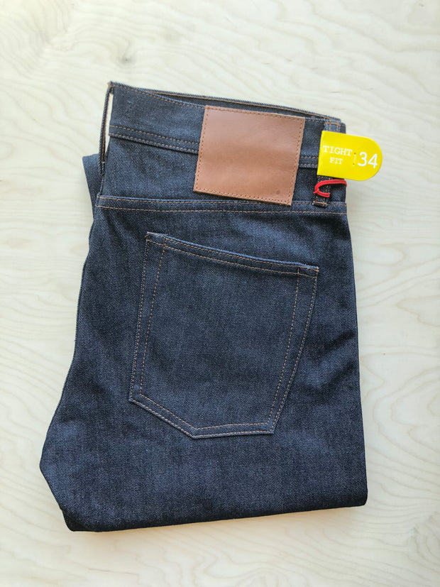 Tight 401 | 14 oz | Raw Selvedge
