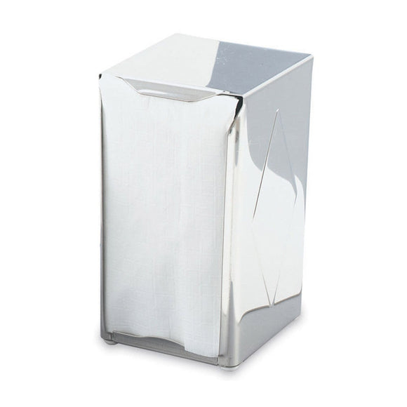 Napkin Dispenser - 135 Capacity, Stainless