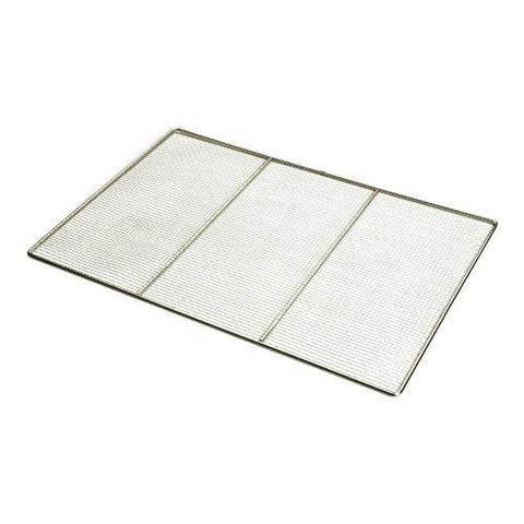 "Stainless Steel Frying Screen 25""L x 17""W"