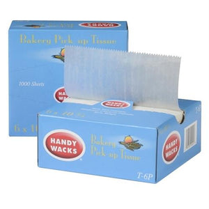 640 Bakery Tissues (10 boxes of 1000)