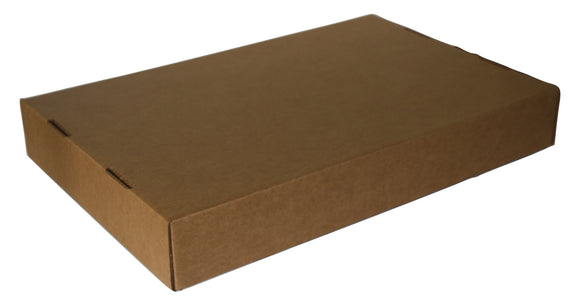 Custom Transport Delivery Boxes For Pastries and Cakes -  Lid and Bottom