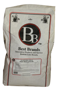 Best Brands Pride, White Cake Mix- 50 bag pallet- 10% off