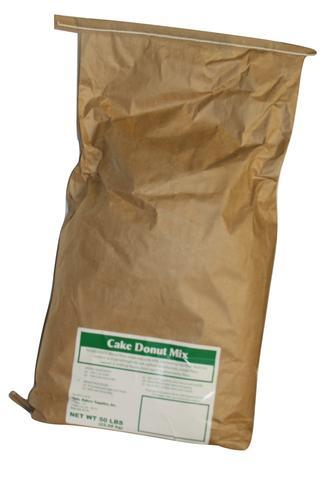 Vanilla Cake Donut Mix Free Sample- You only pay the 19.35 flat postage & handling