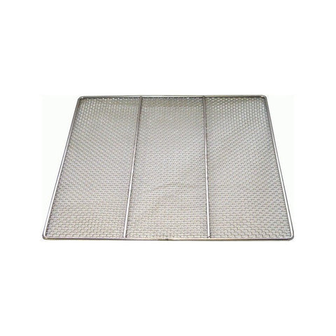 "Stainless Steel Frying Screen 23""L x 23""W"