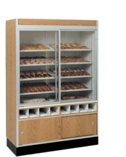 ServiceWall Display Case
