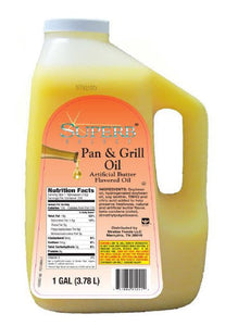 Superb Pan, Pastry and Grill Oil (1 Gallon)