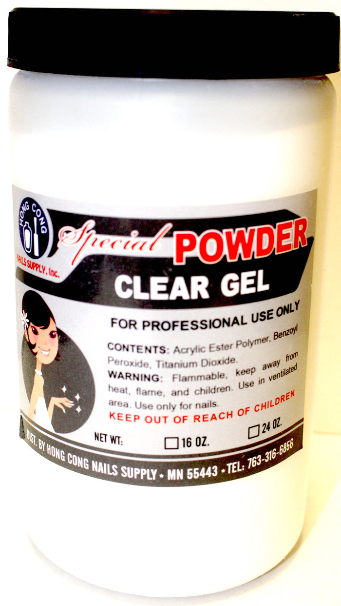 7 - Gel Powder