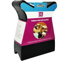 PEDICURE FOOT AND LEG REST BY DL PRO