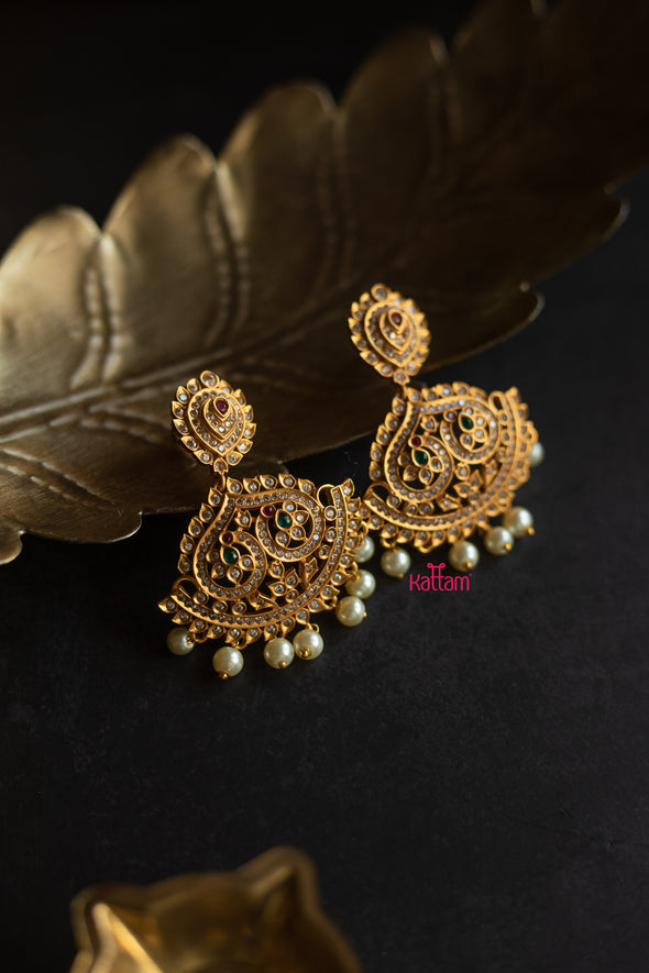 designer earrings collection online