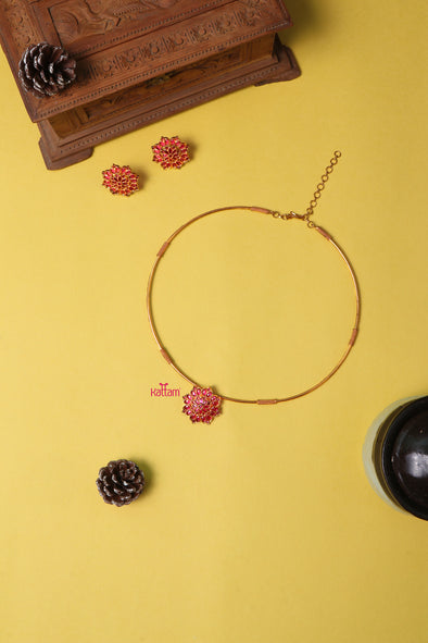 Floral Choker Collection Online