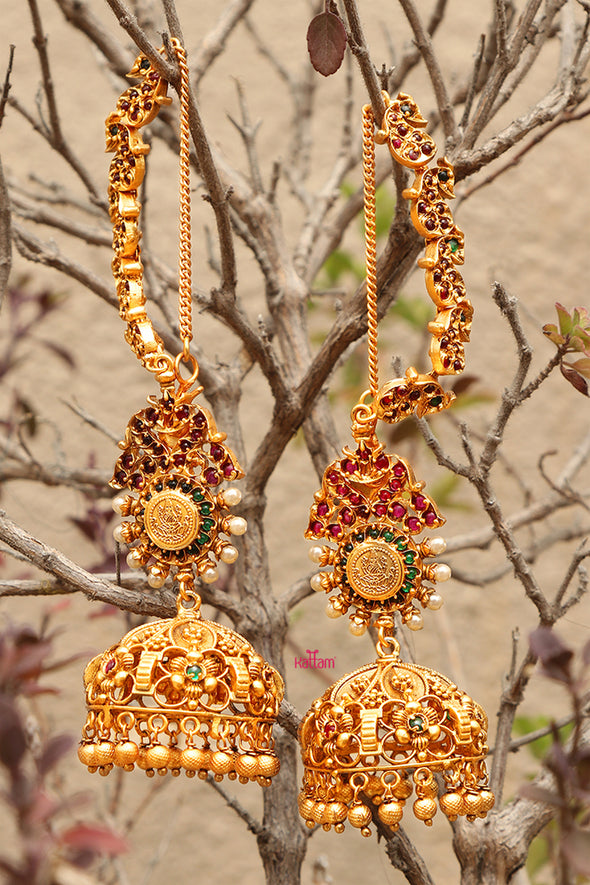 Bridal Mattel Jhumka Collection Online