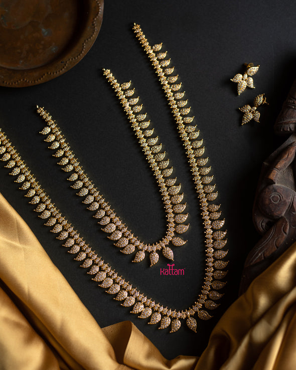 Multi-Stone Bridal Necklace Collection Online