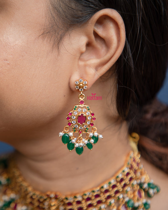 Traditional Bridal Earring Collection