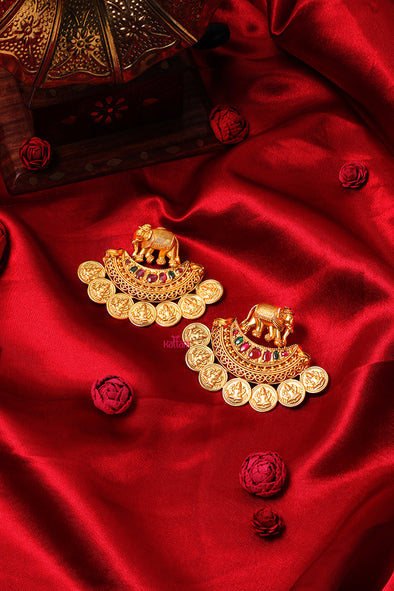 Traditional Earring Collection