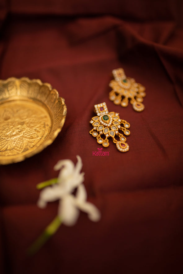 Traditional Necklace Earring Collection