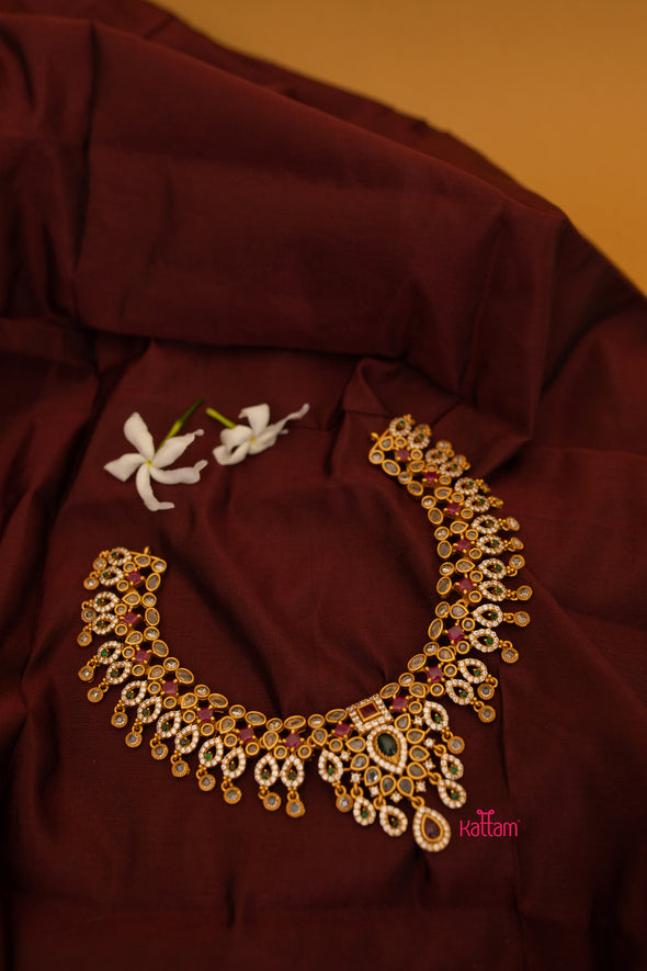 Semi-Bridal Necklace Collection Online