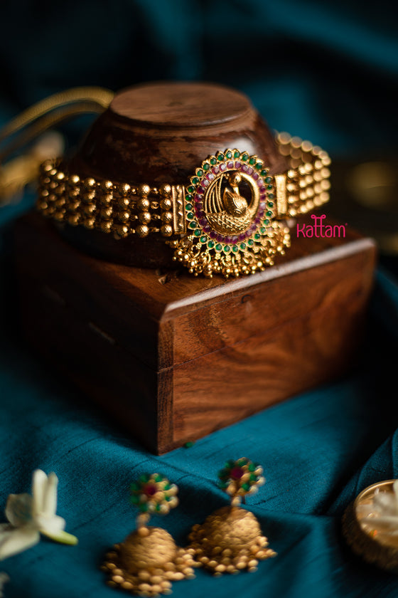 Choker temple jewellery collection