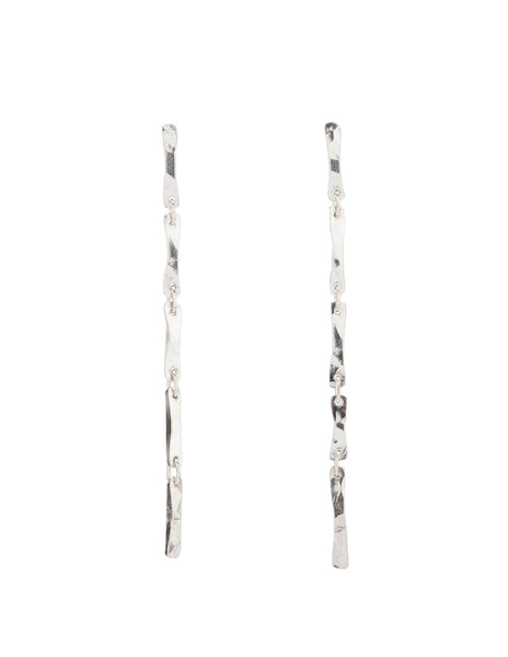 Bone Chain Earrings