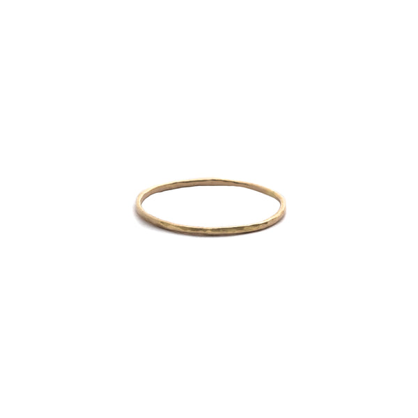 Thin 14K Stacker