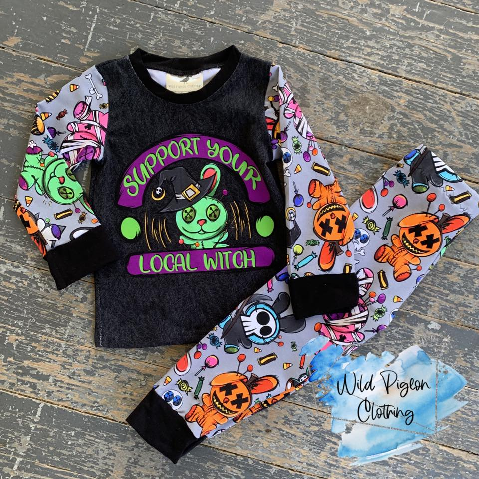 2T Local Witch PJs