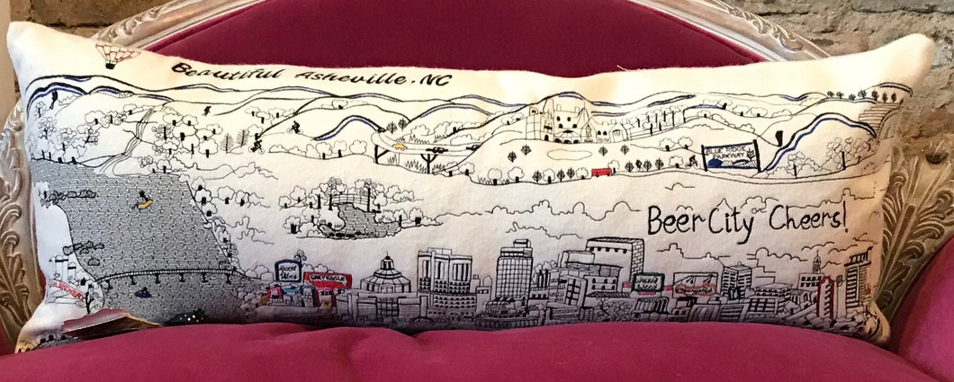 The Asheville Pillow