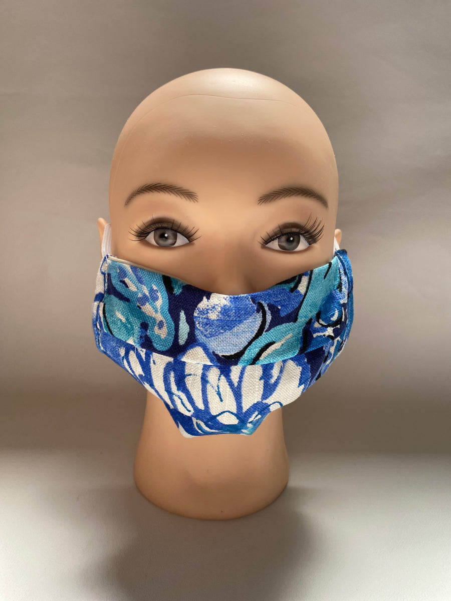 designer face cover