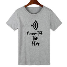 """Connected"" T-Shirt - Kensington Discounts"